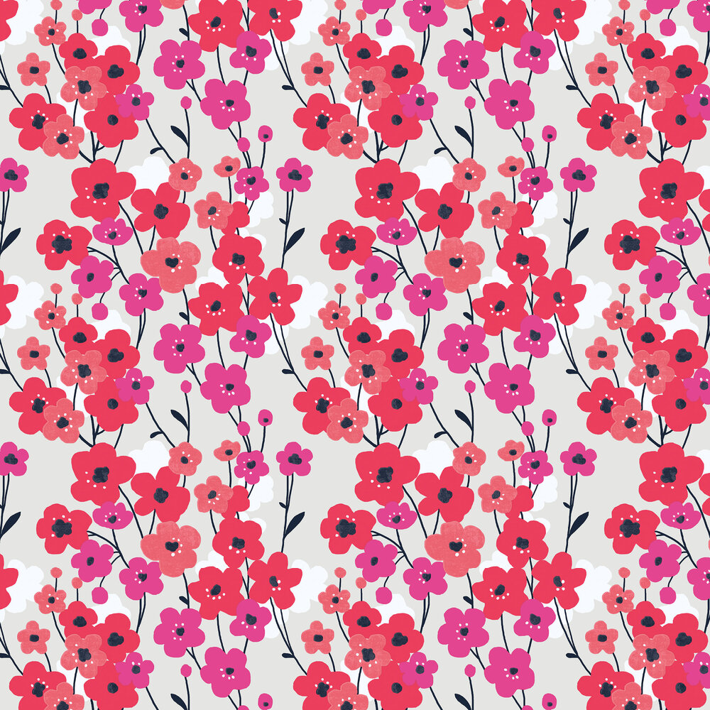 Galerie Blossom Pink Wallpaper - Product code: G56348