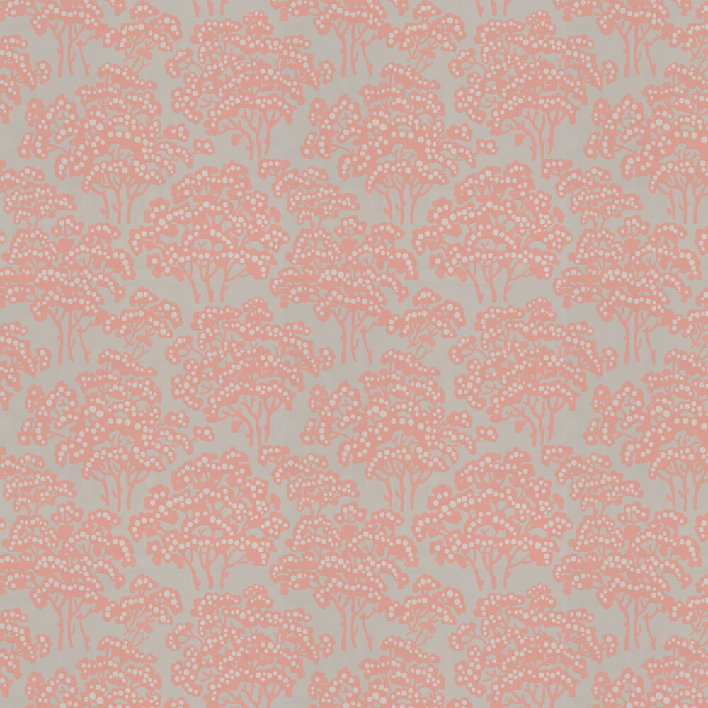 Farrow & Ball Hornbeam Light Red Wallpaper - Product code: BP 5004