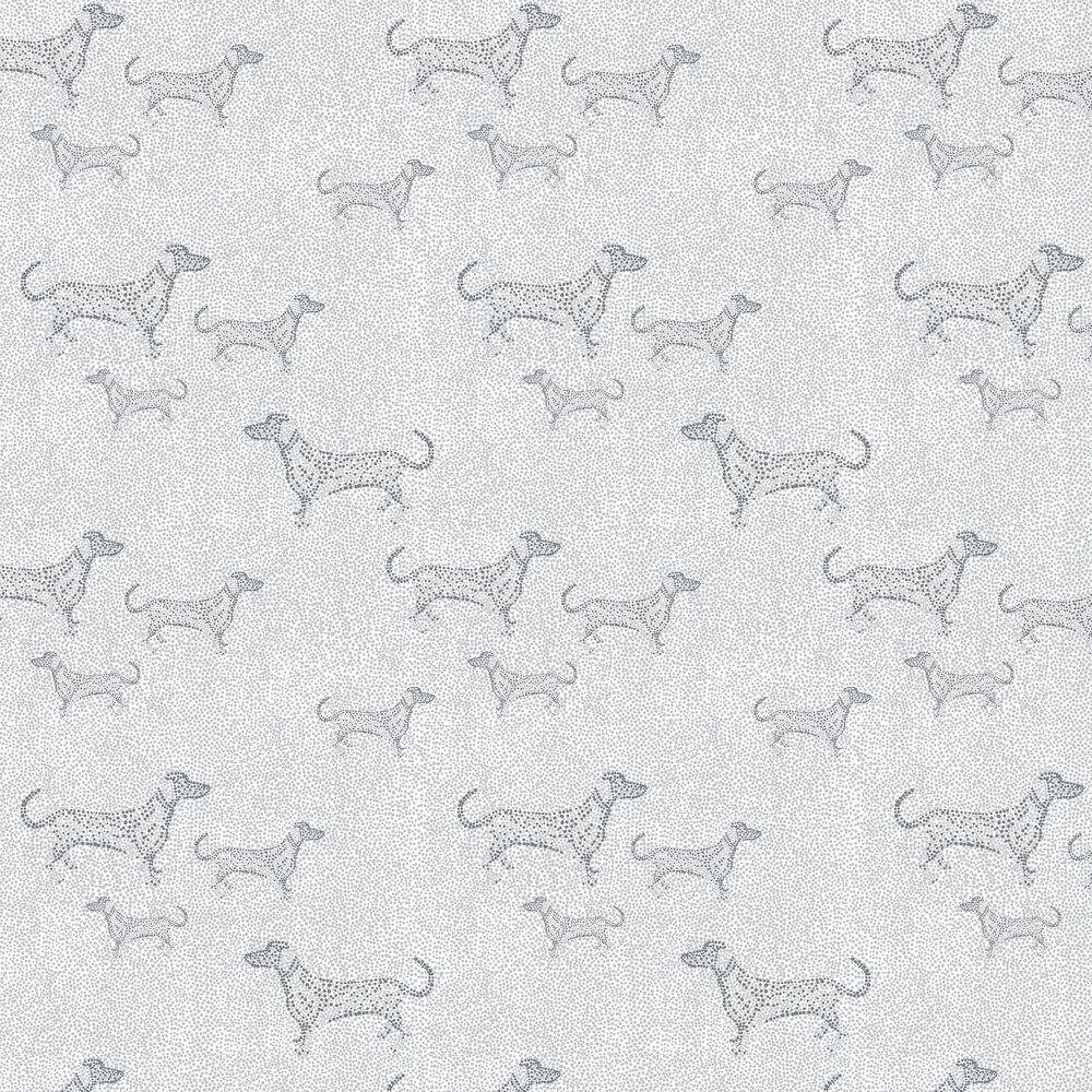 Vallila Mayris Grey Wallpaper - Product code: 5142-1