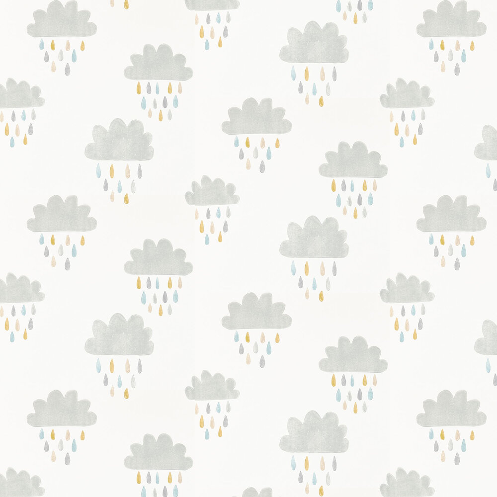 Scion April Showers Slate, Pickle and Paper Wallpaper - Product code: 111268