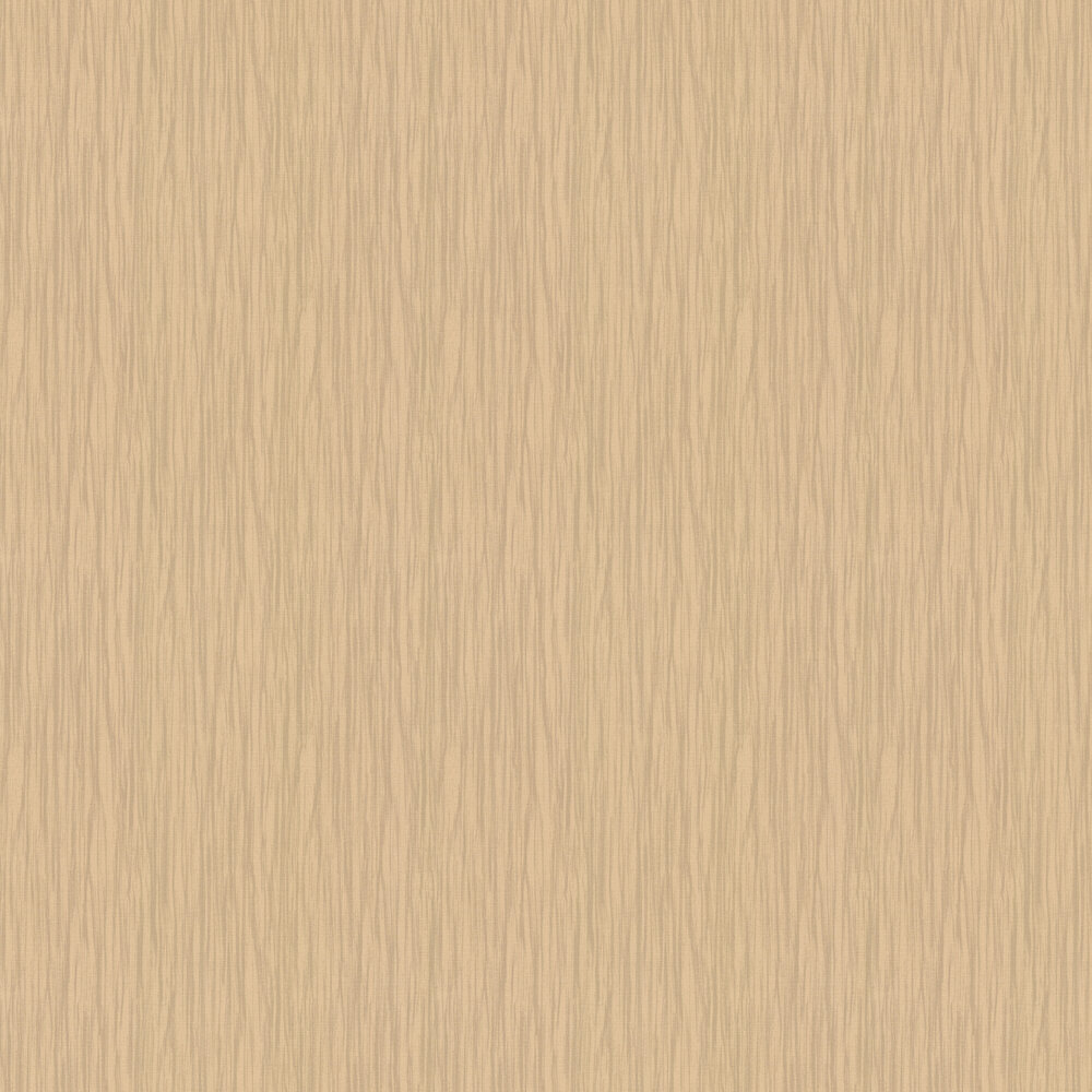 Glitter Plain Wallpaper - Honey Beige - by Albany