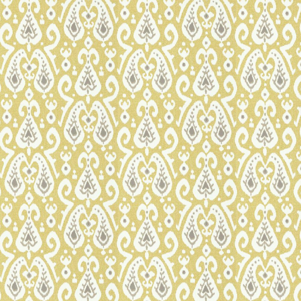 Sanderson Java Linden/ Gilver Wallpaper - Product code: 215439