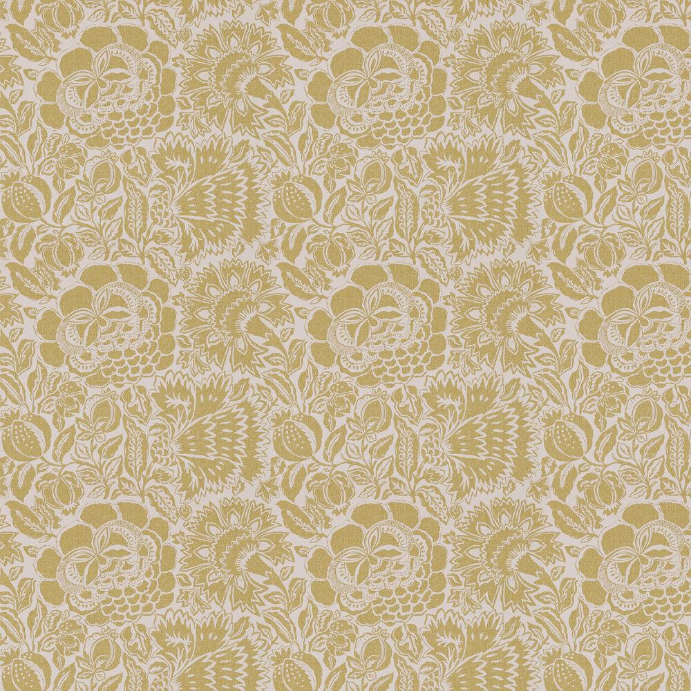 Sanderson Poppy Damask Linden / Chalk Wallpaper - Product code: 215429