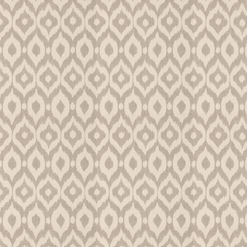 Sanderson Surin Grey / Linen Wallpaper - Product code: 215443