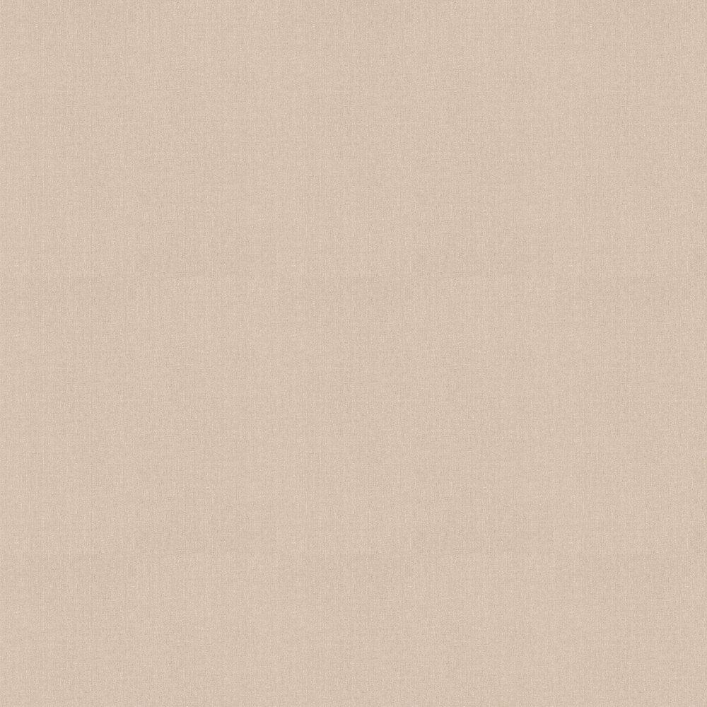 Soho Plain Wallpaper - Linen - by Sanderson