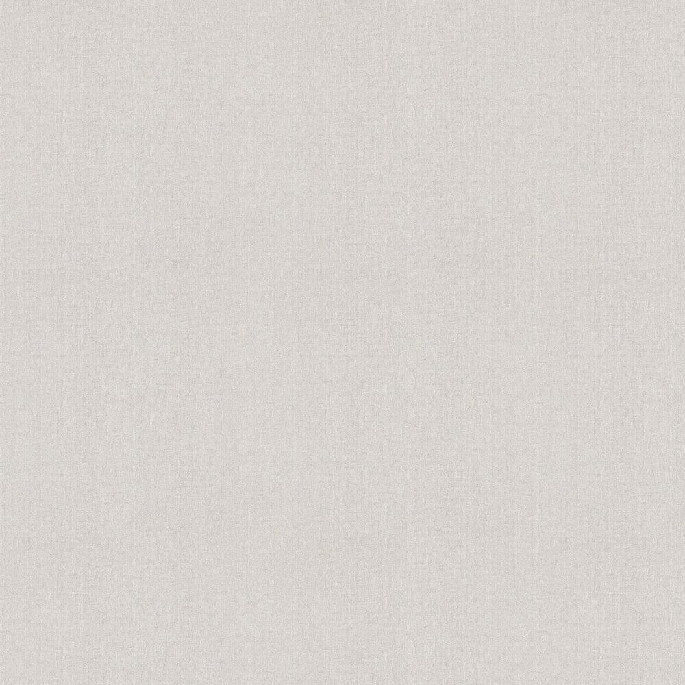 Soho Plain Wallpaper - Soft Grey - by Sanderson