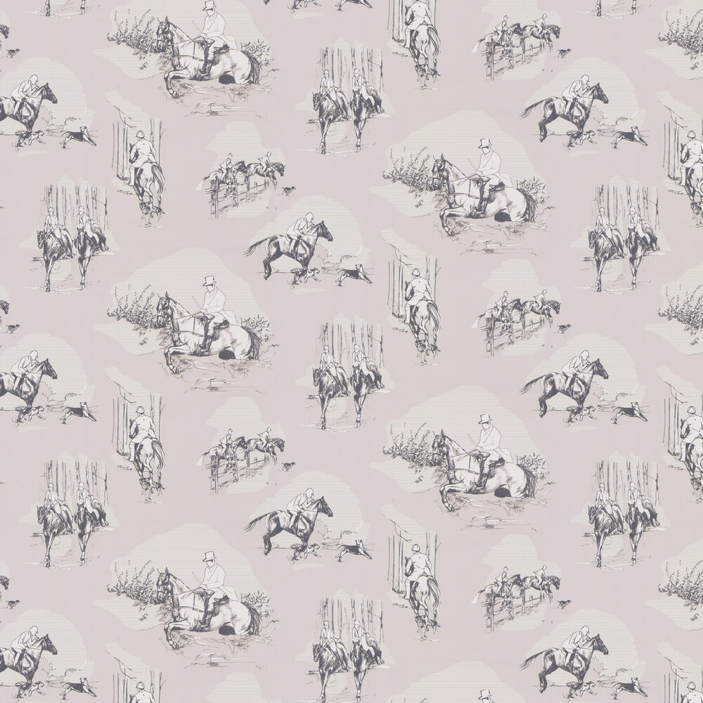 Graduate Collection Saddle Up Taupe Wallpaper - Product code: EW1SUWALTAU