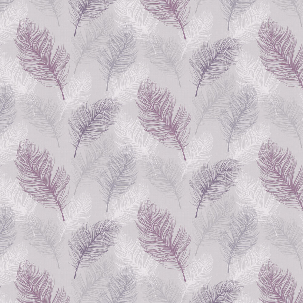 Whisper Wallpaper - Lavender - by Arthouse