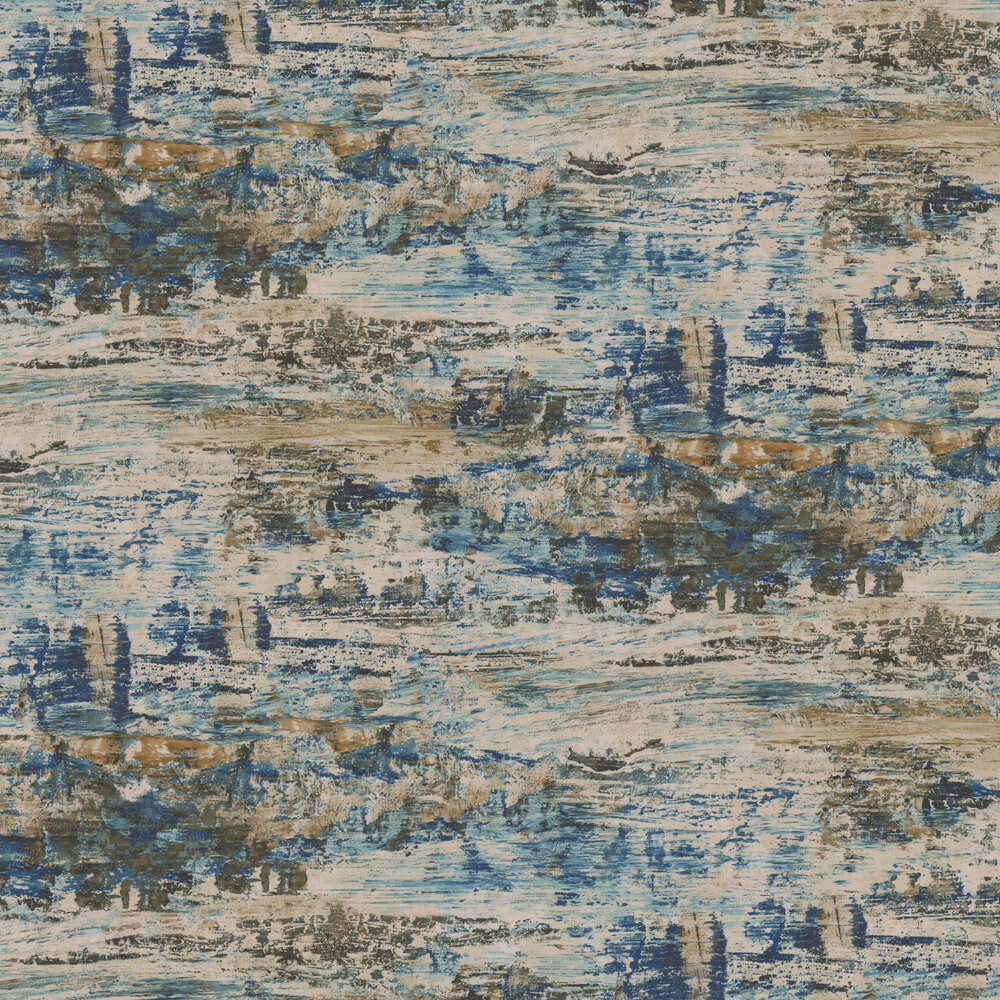 Kandola Venice Ice Blue Wallpaper - Product code: DW1620/01