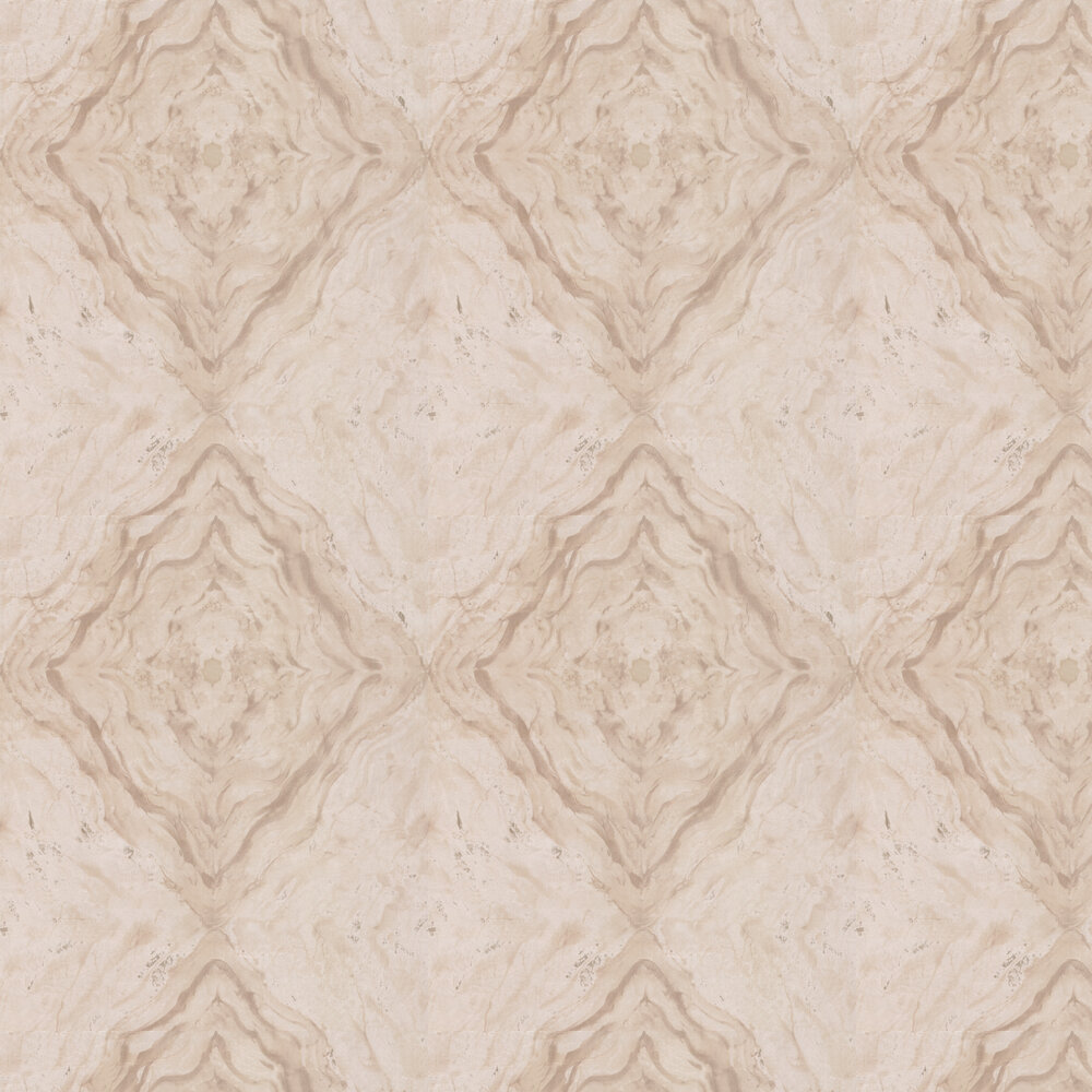 Tycoon Marble Wallpaper - Oyster - by Kandola