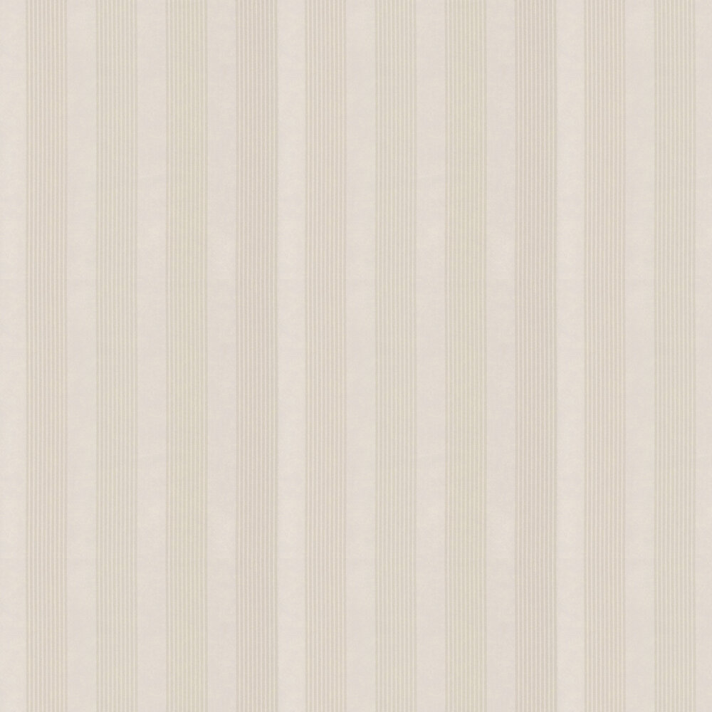 Kandola Empire Stripe Ivory Wallpaper - Product code: W1624/01
