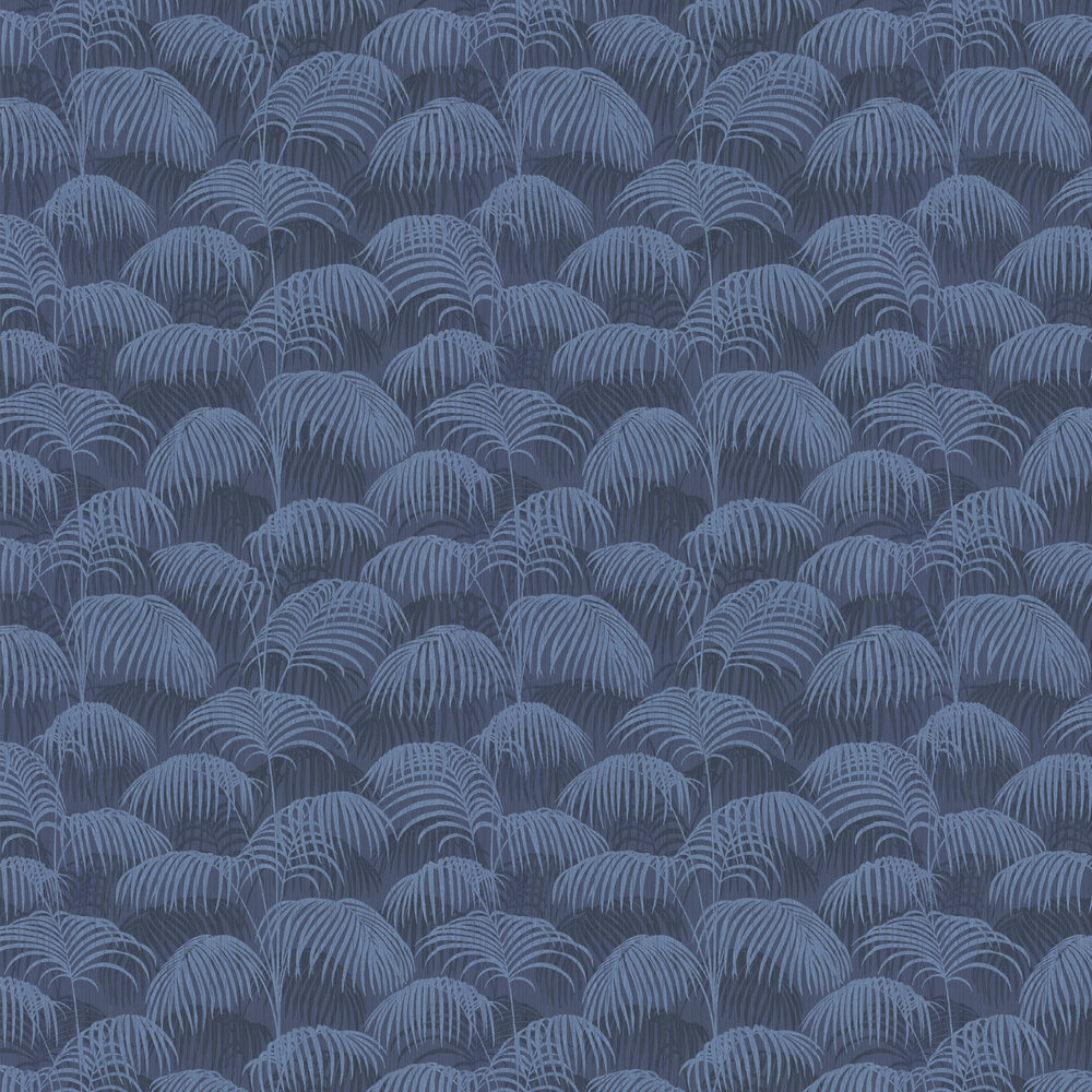 Architects Paper Brighton Pavilion Palm Midnight Blue Wallpaper - Product code: 961983