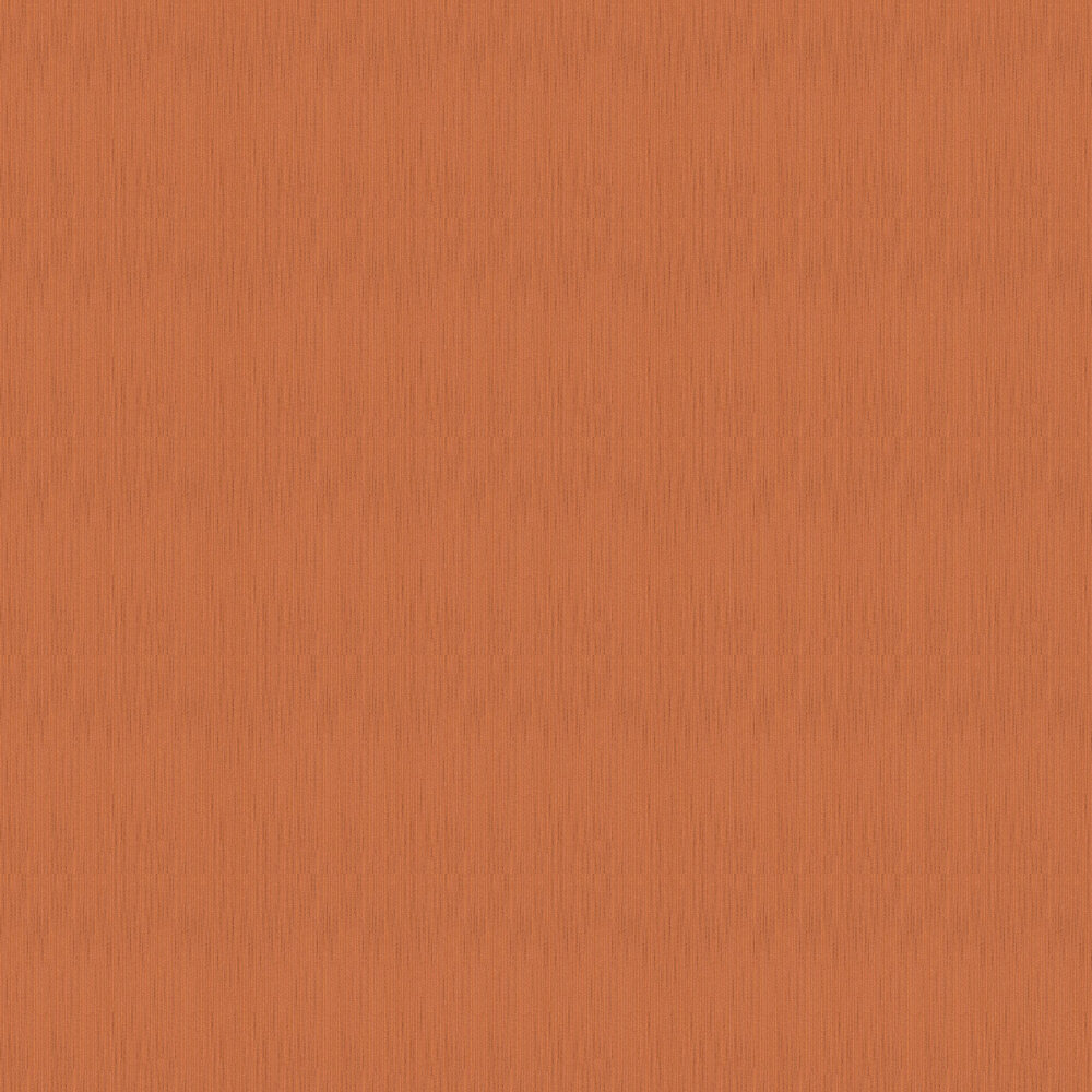 Raw Silk Wallpaper - Orange - by Architects Paper
