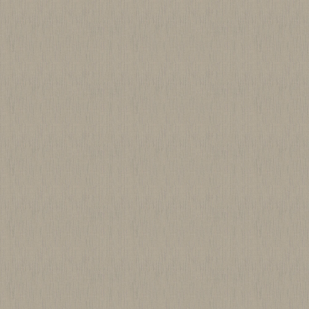 Raw Silk Wallpaper - Taupe - by Architects Paper