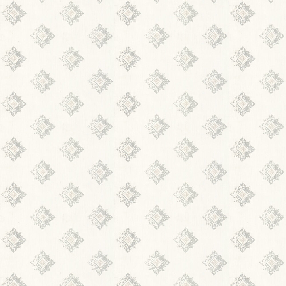 Architects Paper Chatsworth Motif Cream Wallpaper - Product code: 962002