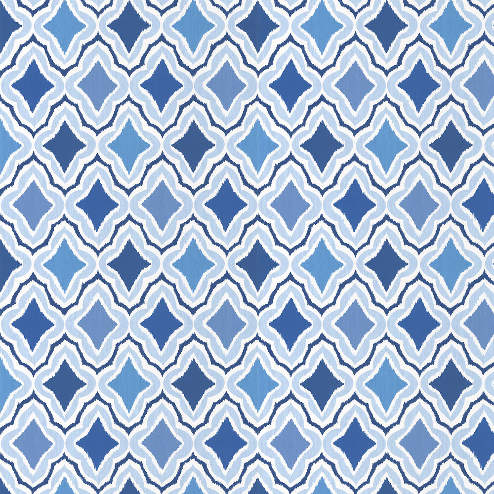 Thibaut Cruising Blue Wallpaper - Product code: T88742