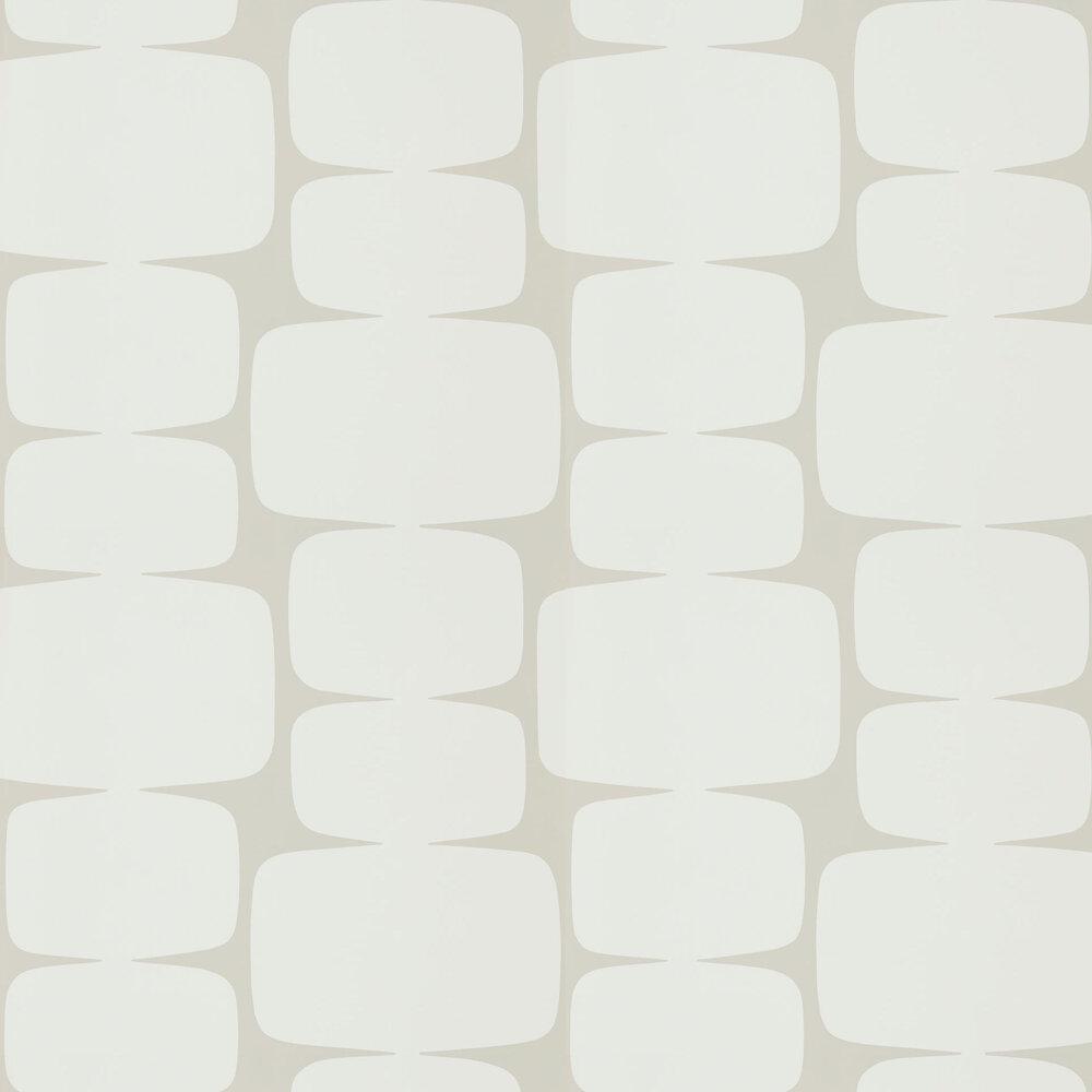 Lohko Wallpaper - Linen - by Scion