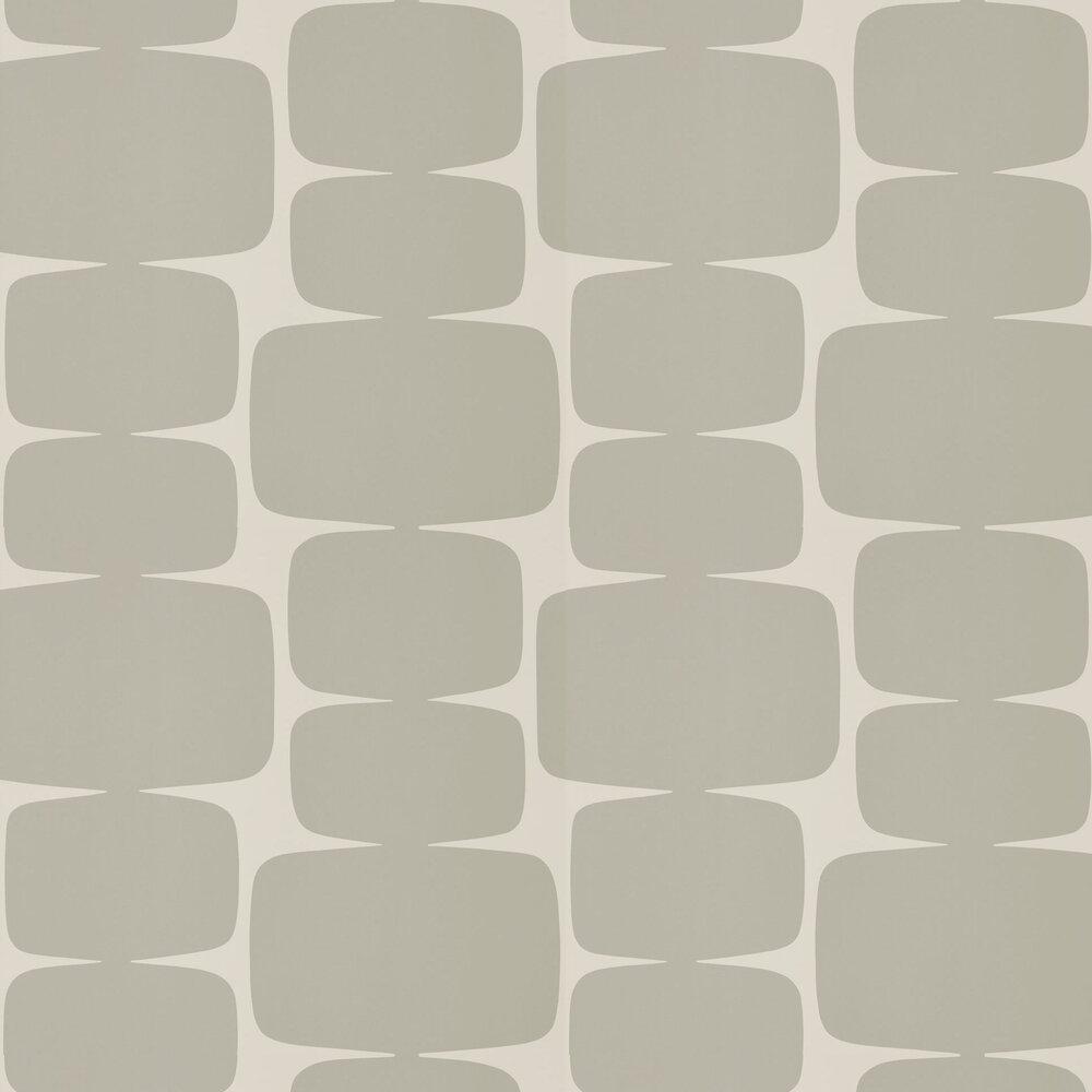 Lohko Wallpaper - Fossil - by Scion