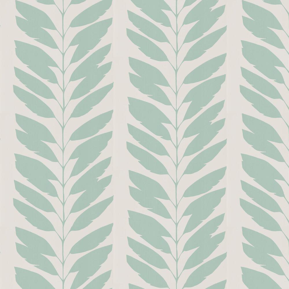 Malva Wallpaper - Mist - by Scion