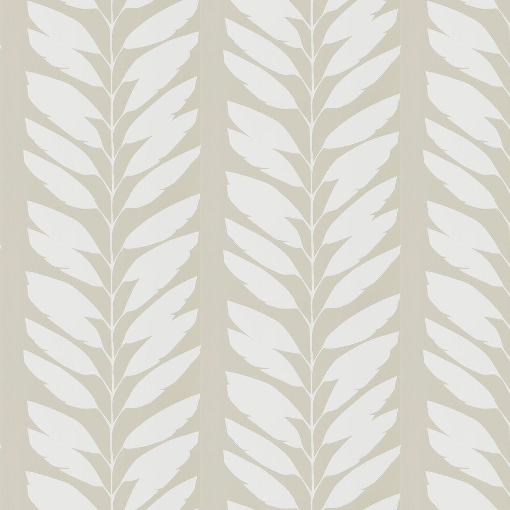 Malva Wallpaper - Parchment - by Scion