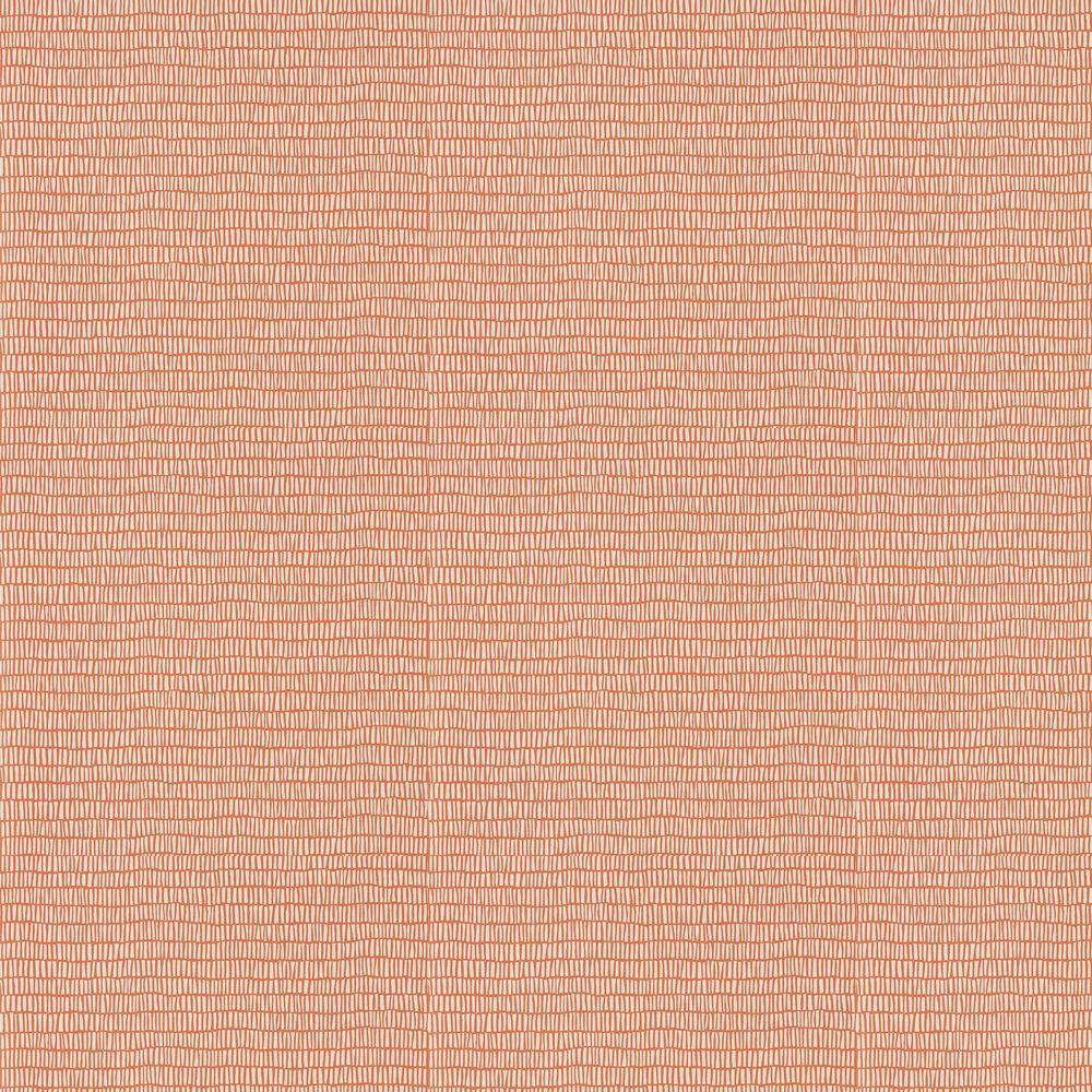 Tocca Wallpaper - Paprika - by Scion