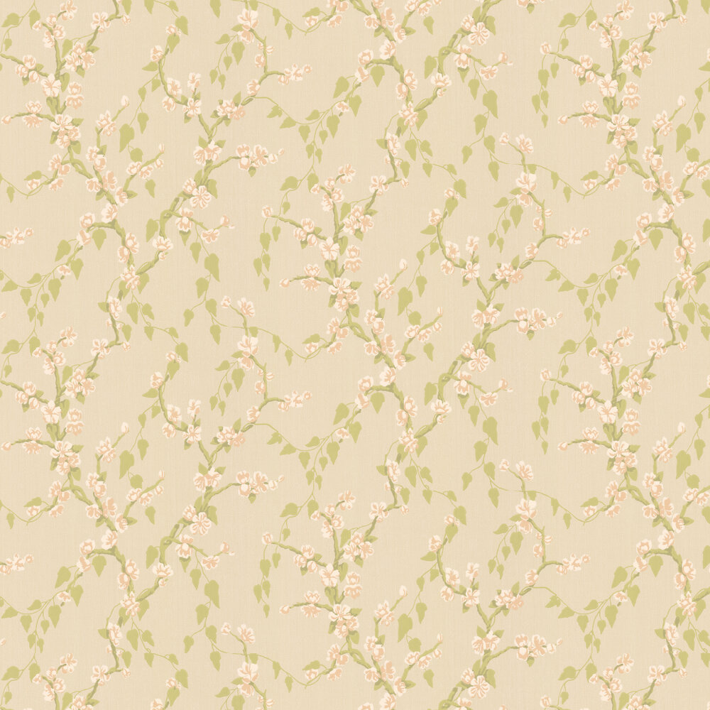 Little Greene Sakura Cream Wallpaper - Product code: 0247SAPOMME