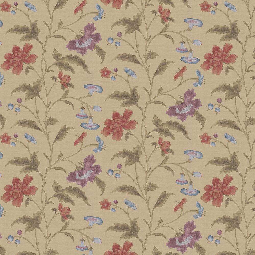 Little Greene China Rose Bronze Wallpaper - Product code: 0247CHBRONZ