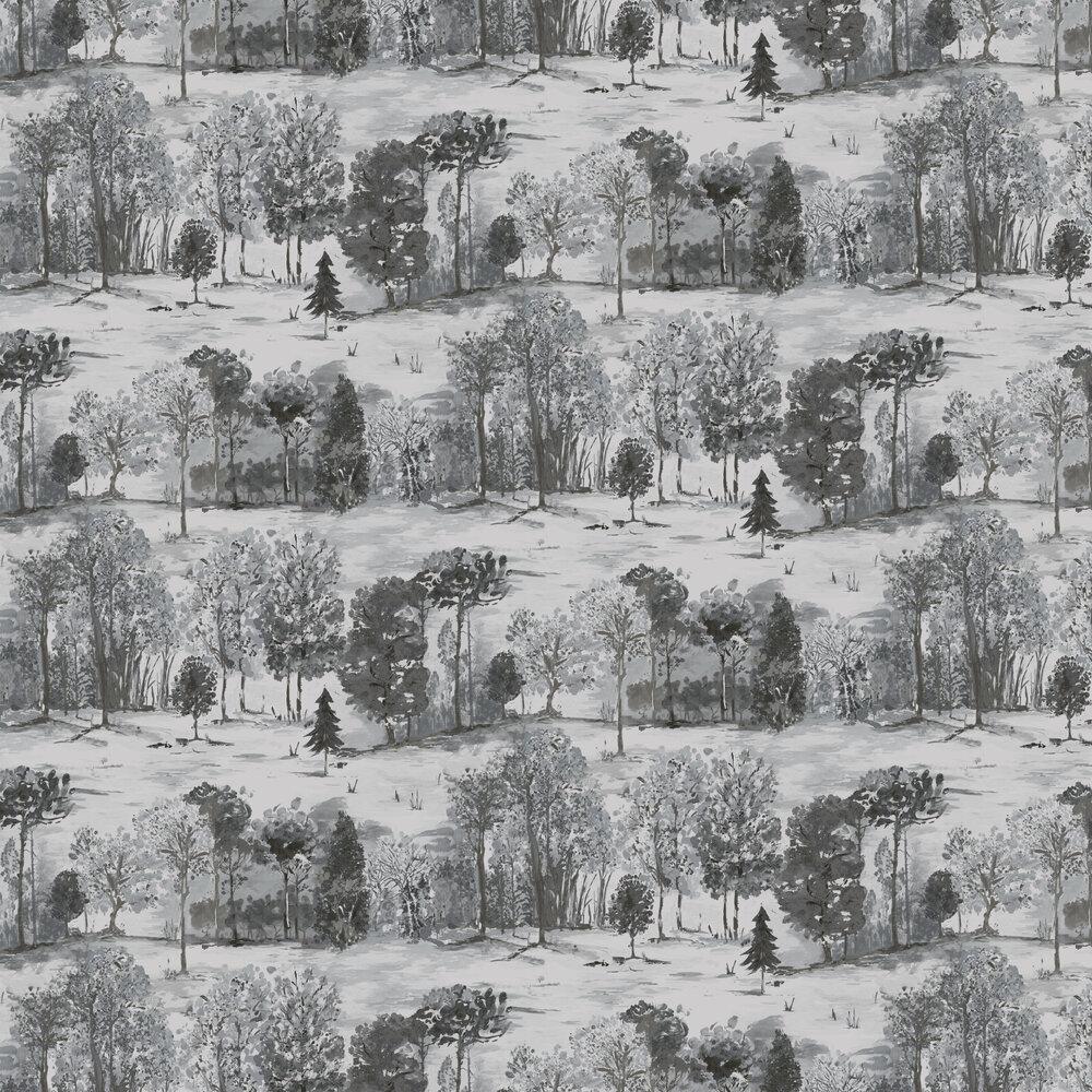 Albany Roscoe Grey Wallpaper - Product code: 98562