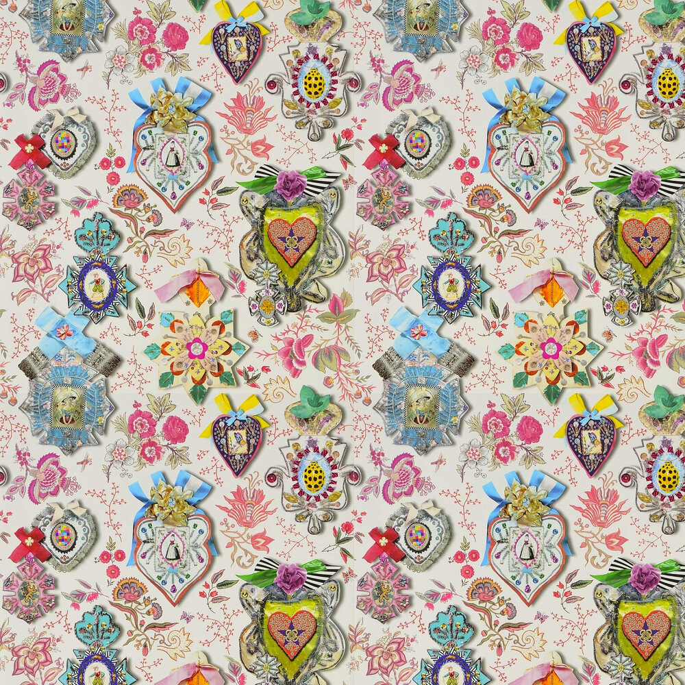 Christian Lacroix Cocarde Opiat Wallpaper - Product code: PCL694/01