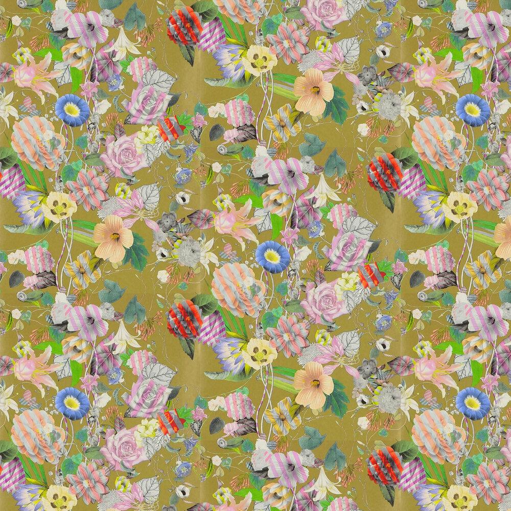 Christian Lacroix Malmaison Or Wallpaper - Product code: PCL695/02