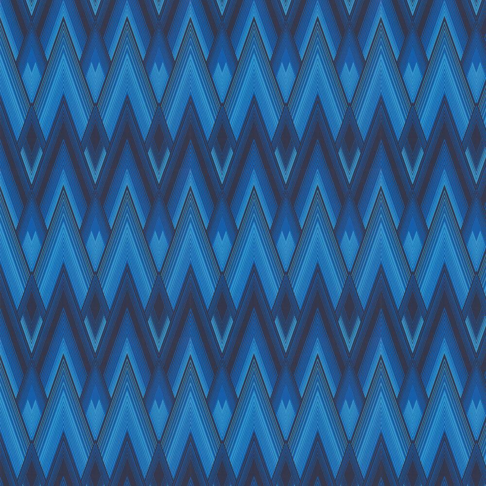 Osborne & Little Astoria Navy Wallpaper - Product code: W6893-01