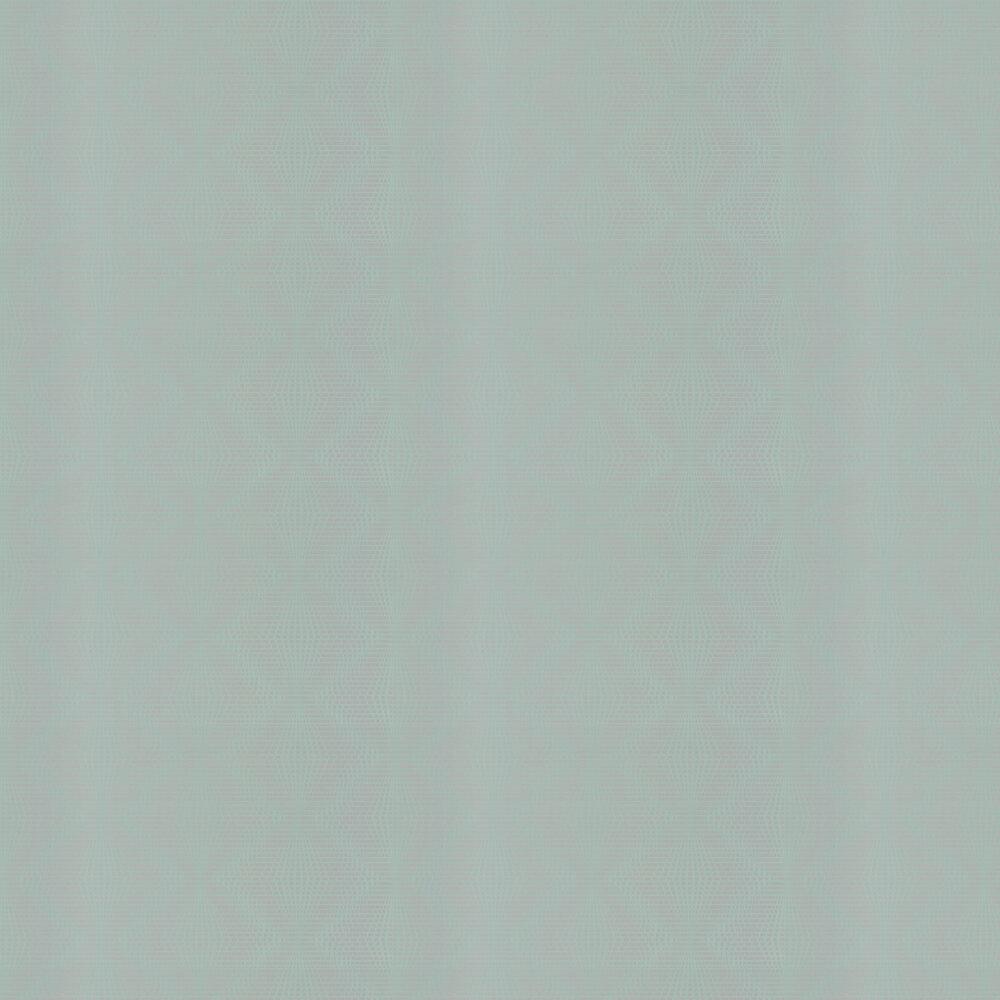 Osborne & Little Ruhlmann Aqua & Silver Wallpaper - Product code: W6897-04
