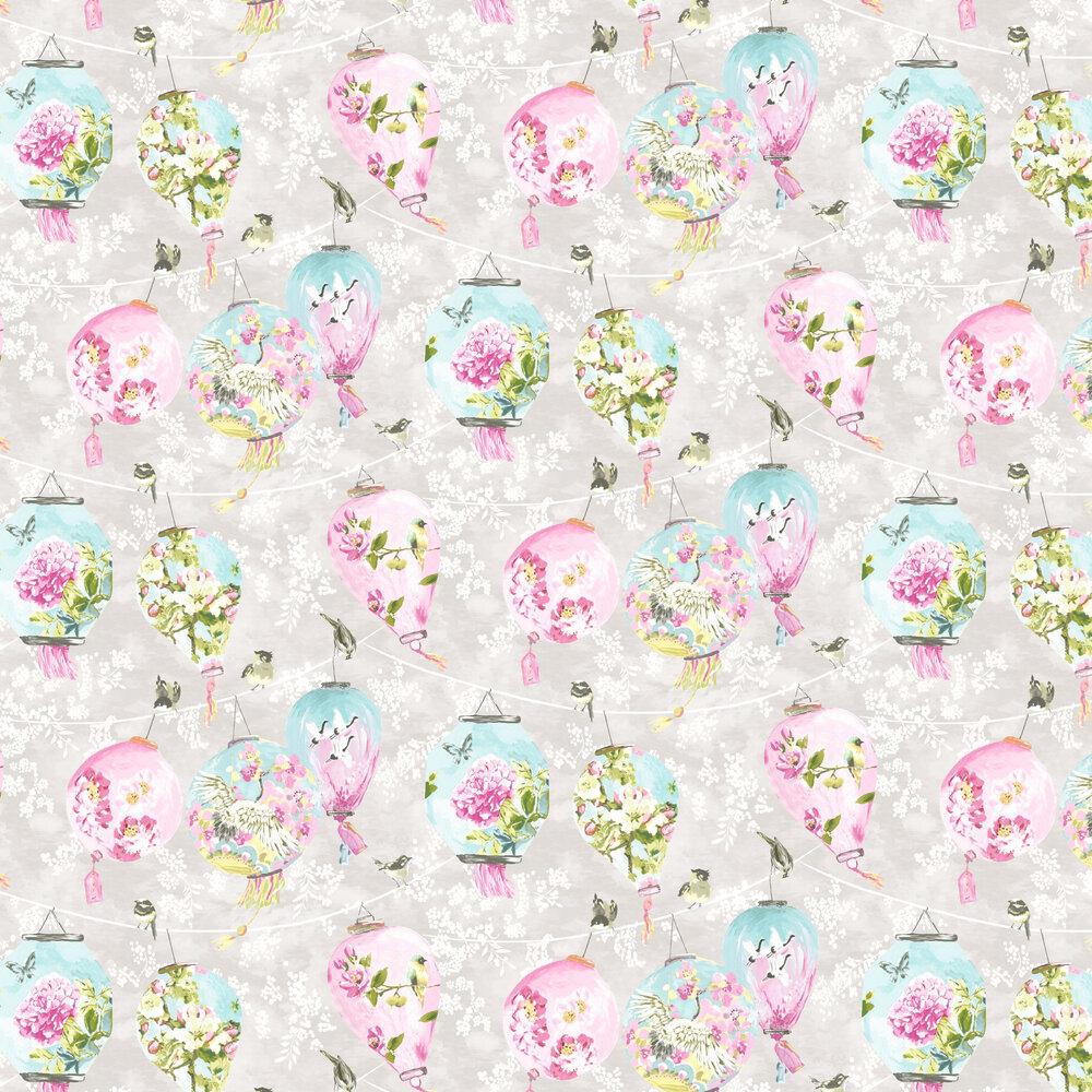 Albany Bonbori Pastels & Grey Wallpaper - Product code: 98640