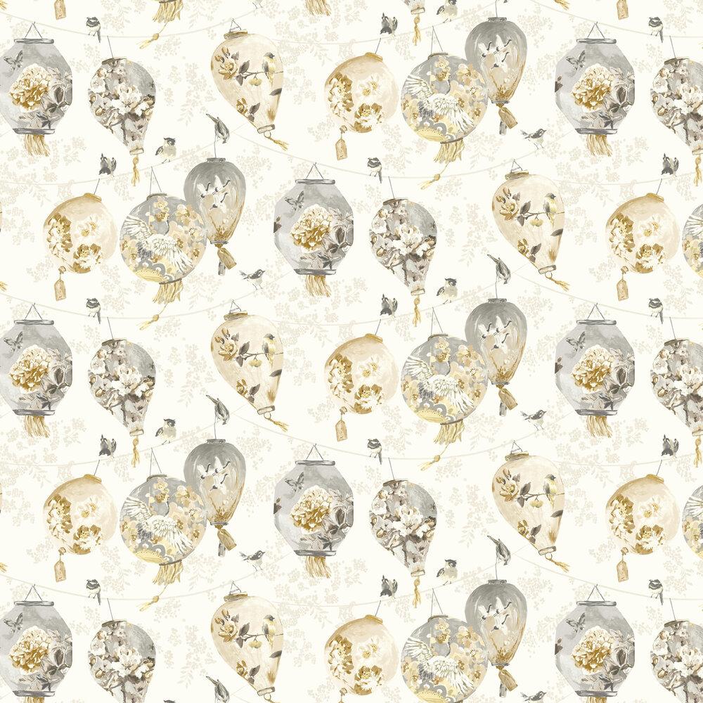 Albany Bonbori  Beige & Grey Wallpaper - Product code: 98642