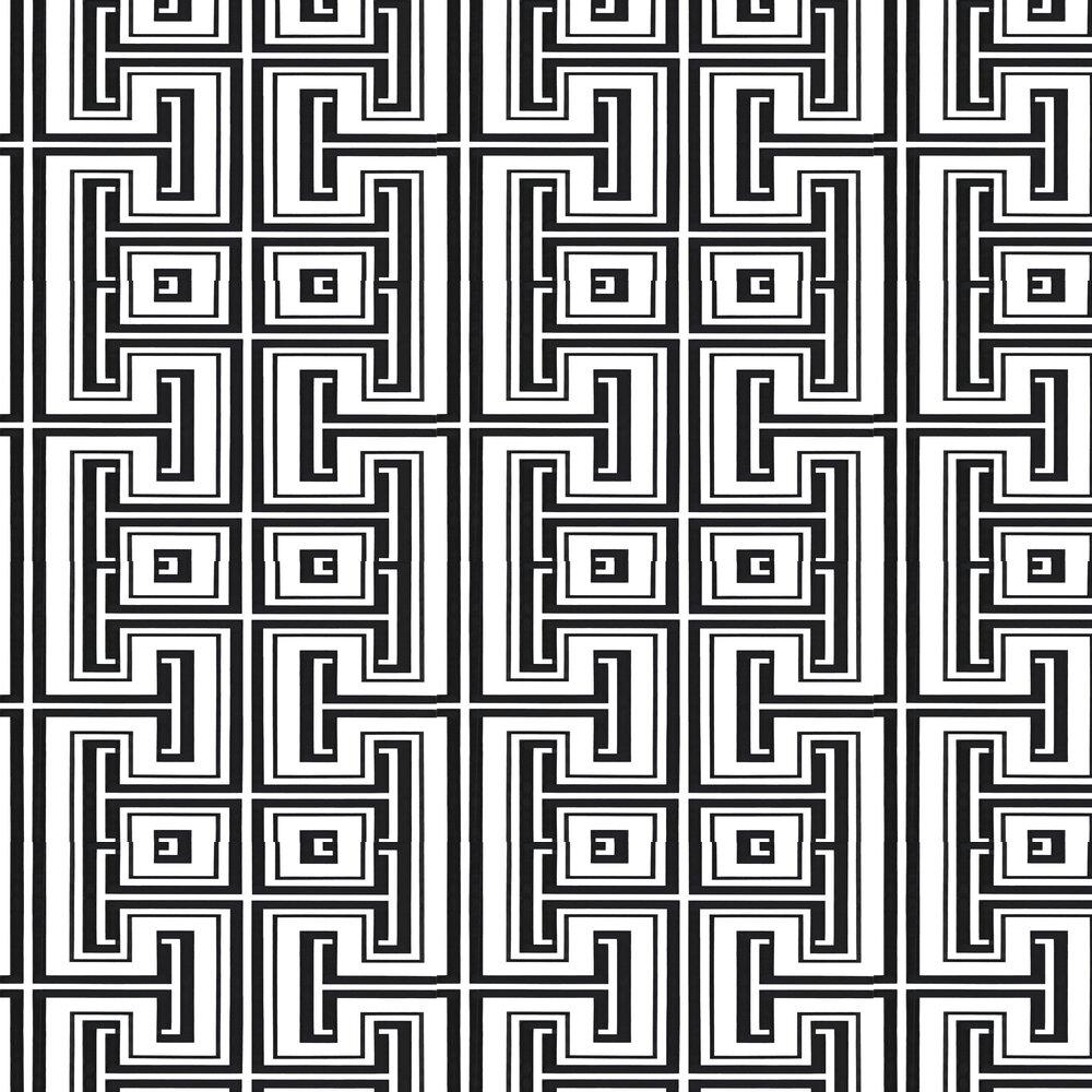 Galerie Link Black / White Wallpaper - Product code: TU27129