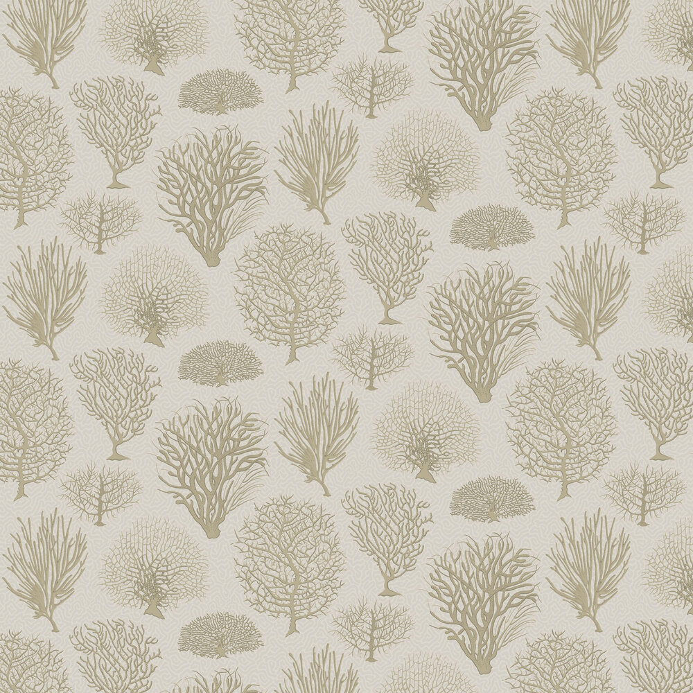 Cole & Son Seafern Stone Wallpaper - Product code: 107/2010