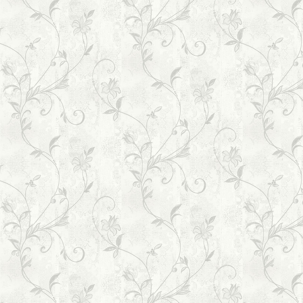 Albany Abelie Dove Wallpaper - Product code: 35321