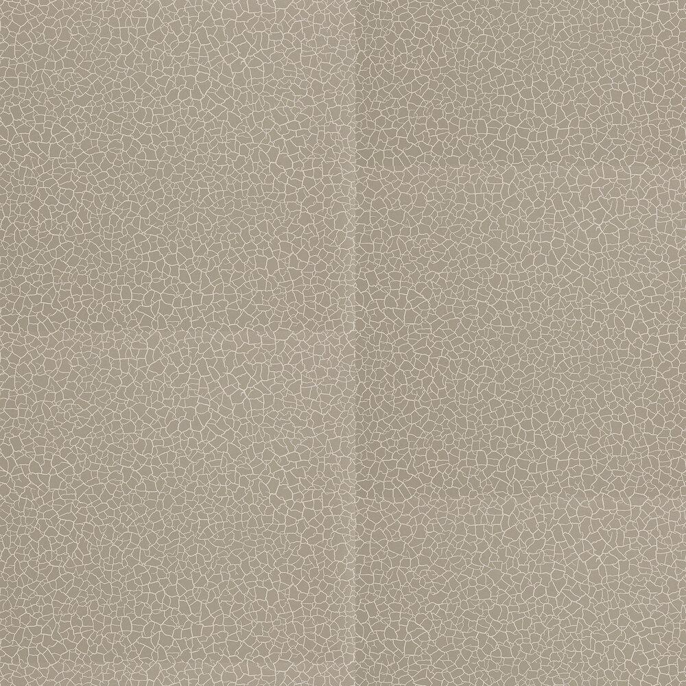 Cracked Earth Wallpaper - Stone - by Zoffany