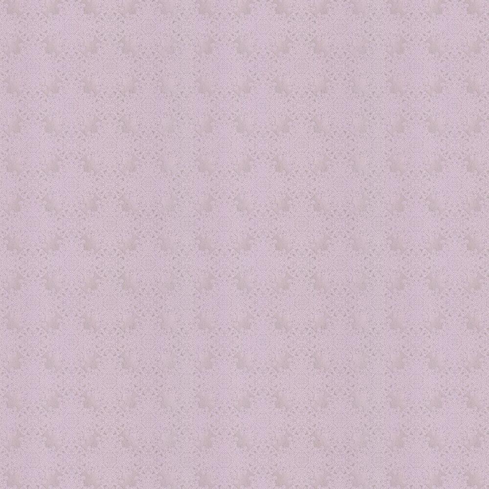 Lace Trellis Wallpaper - Pale Pink - by Eijffinger