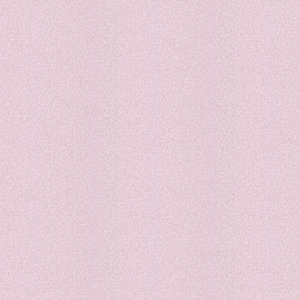 Contemporary Cluster Wallpaper - Soft Pink - by Eijffinger