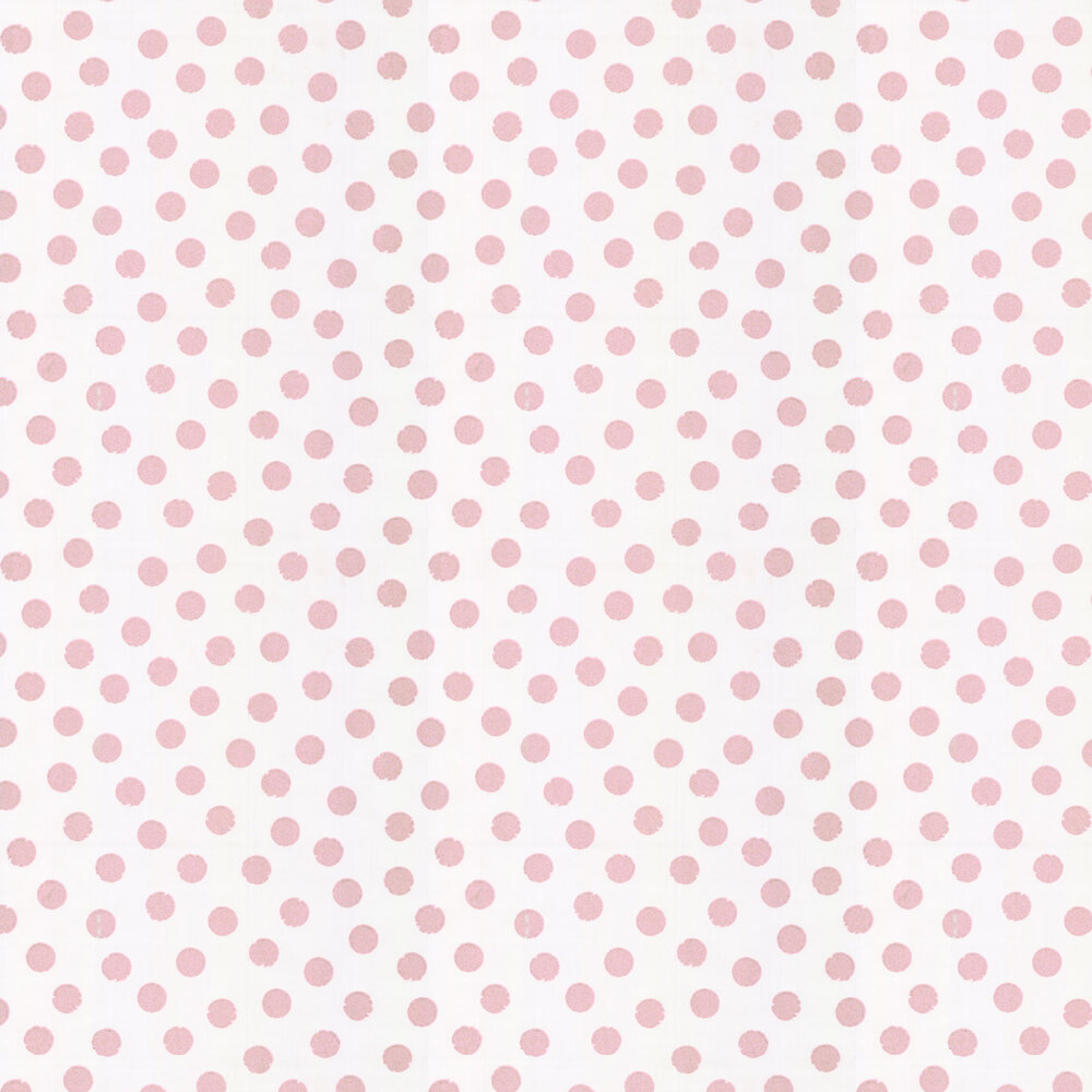Glitter Spots Wallpaper - Pink - by Eijffinger
