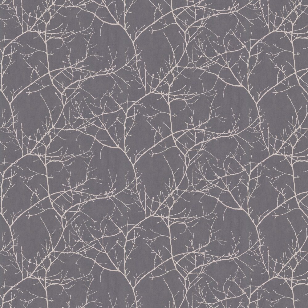 Casadeco Twigs Charcoal Wallpaper - Product code: 16969901