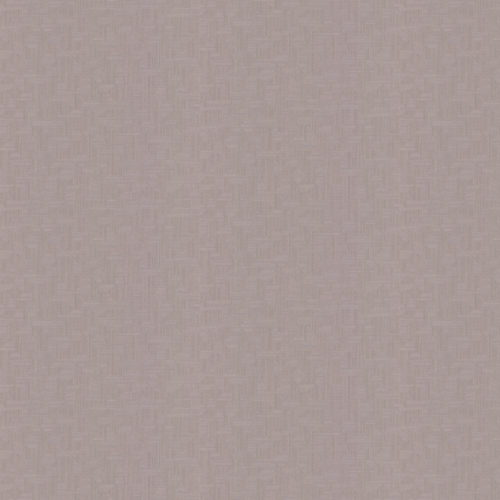 Casadeco Woven Geometric Stone Wallpaper - Product code: 26221226