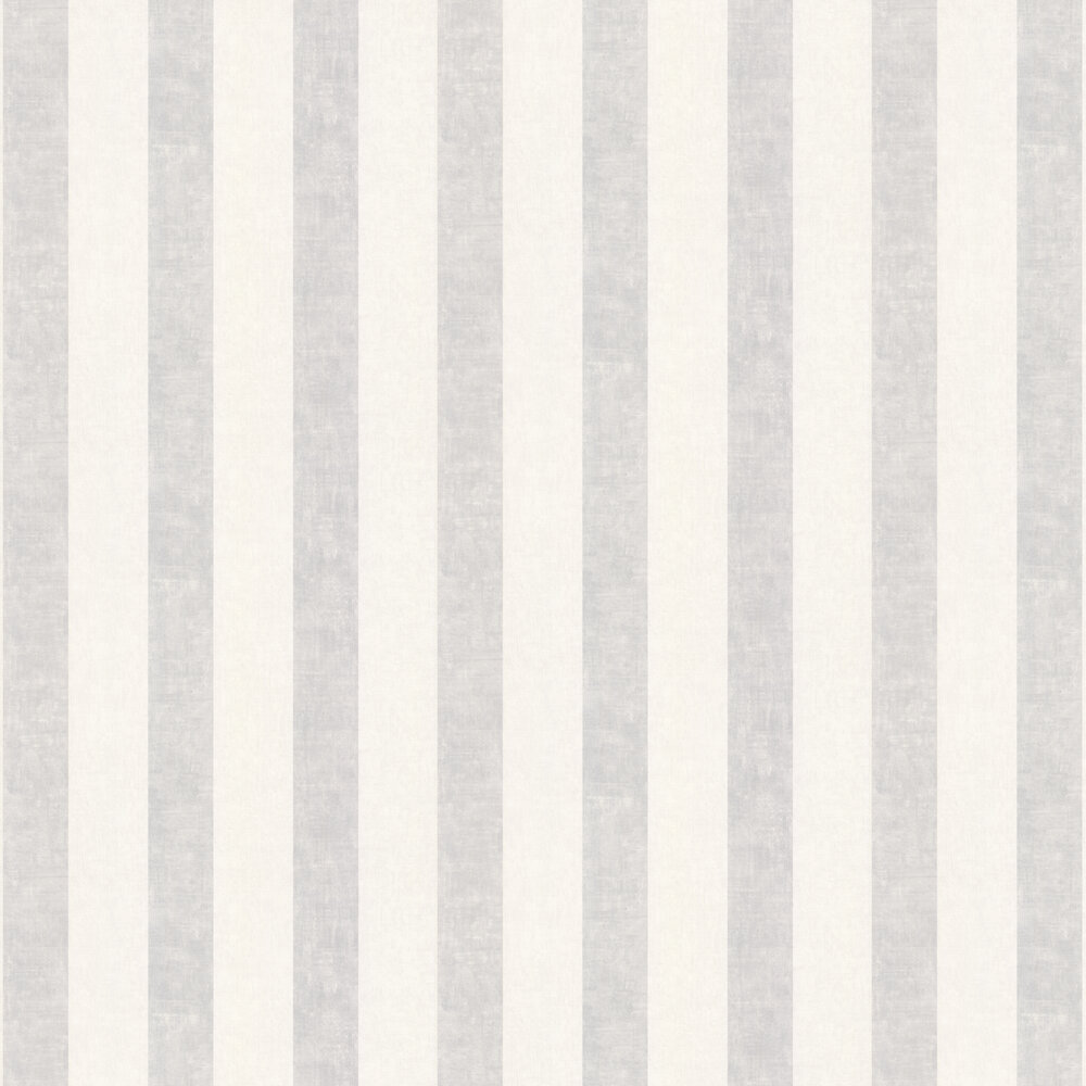 Casadeco Silver Stripe Wallpaper - Product code: 26380126