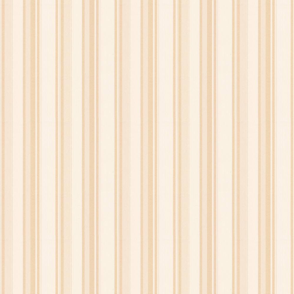 Glitter Stripe Wallpaper - Sand - by Casadeco