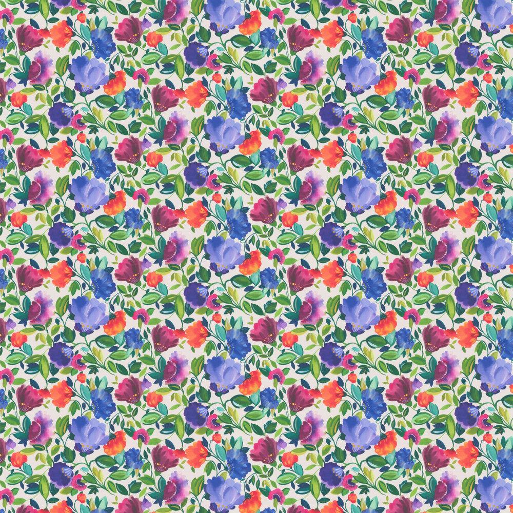 Clarke & Clarke Giselle Violet Wallpaper - Product code: W0067/01