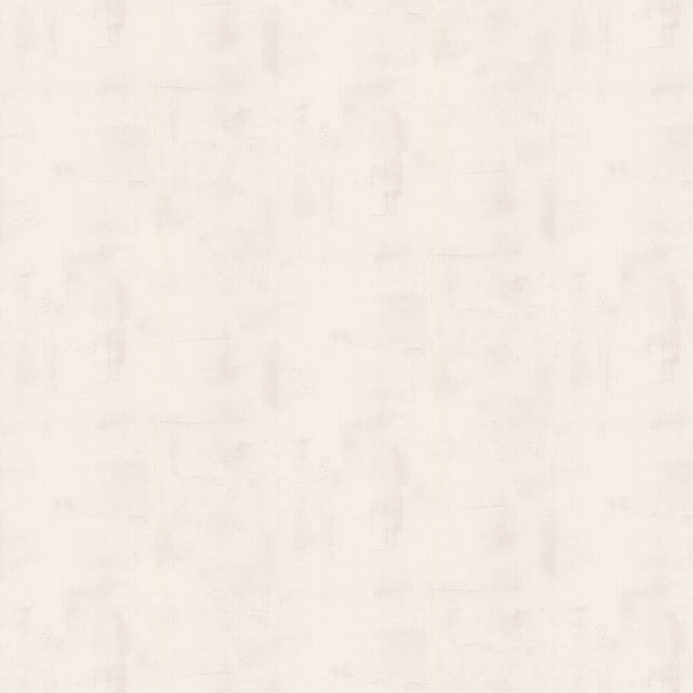 Plaster Wallpaper - White - by Casadeco