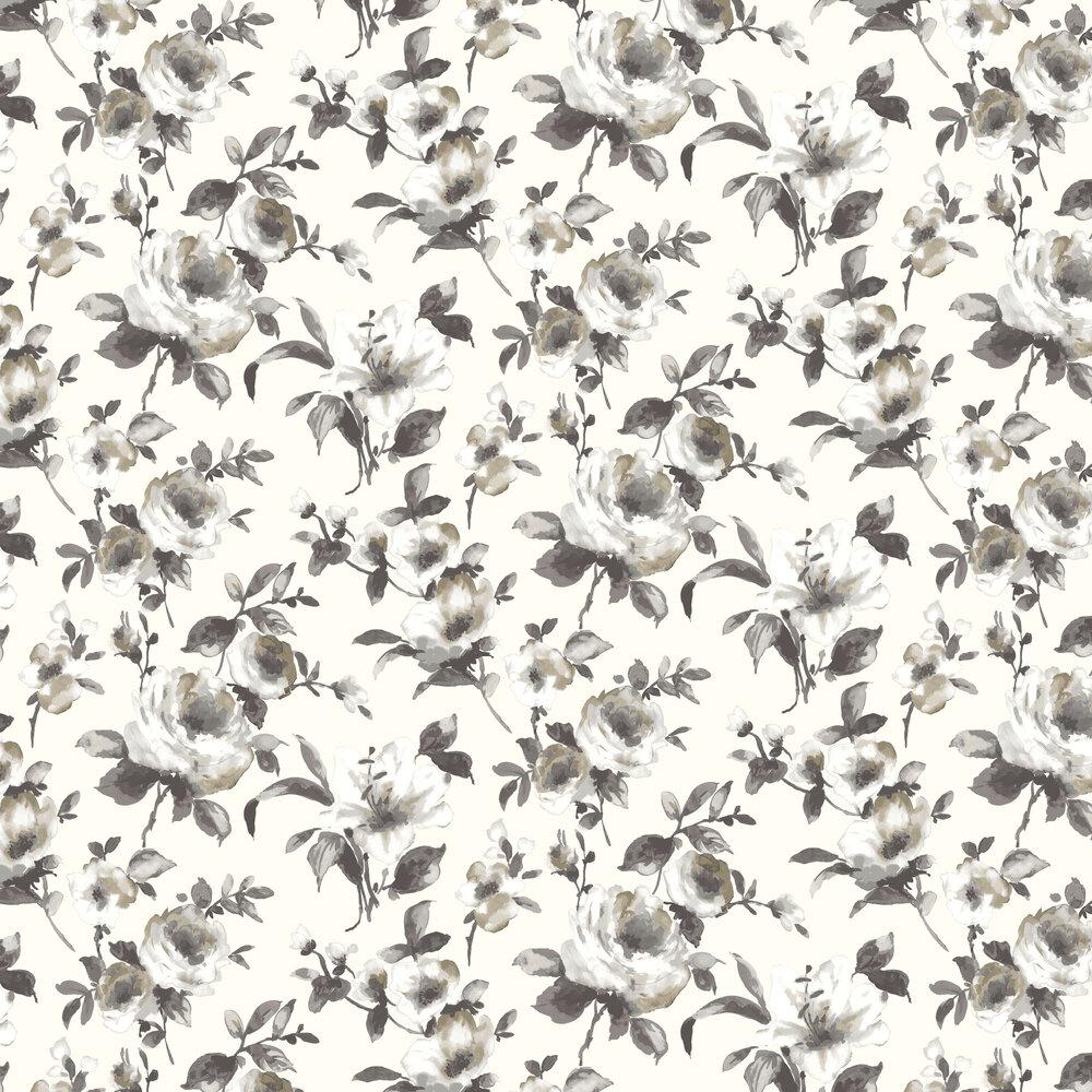 Rosanna Wallpaper - Stone - by SketchTwenty 3