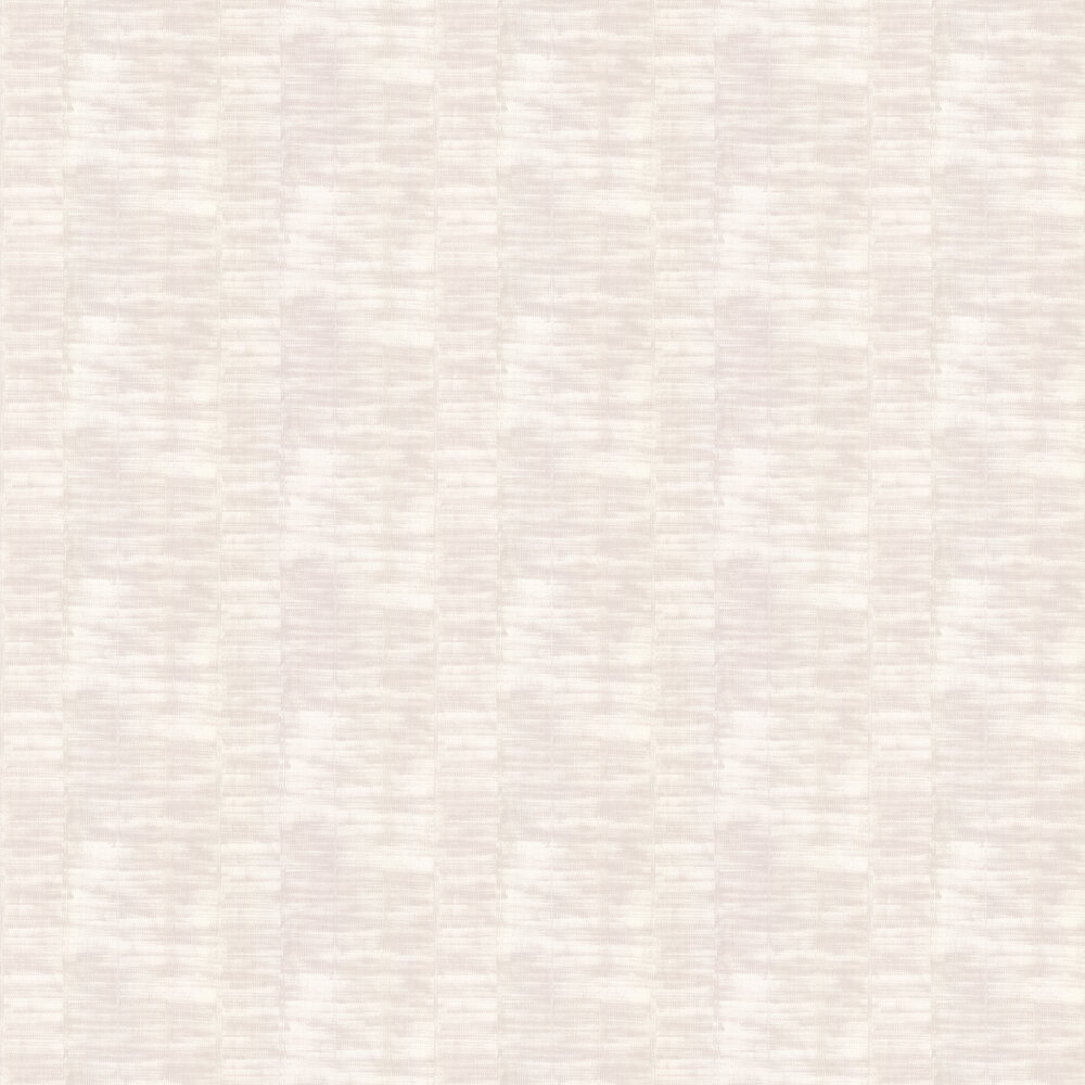 Soft Weave Wallpaper - White - by Casadeco