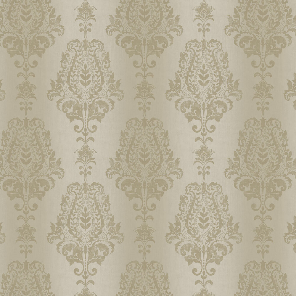 Jasmin Wallpaper - Gold Bead - by SketchTwenty 3